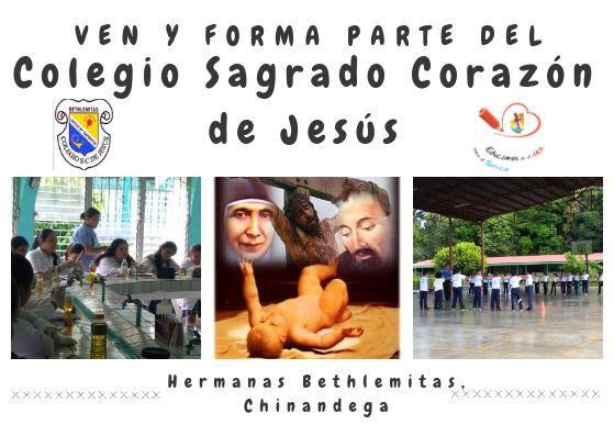 COLEGIO DEL SAGRADO CORAZÓN DE JESÚS – CHINANDEGA