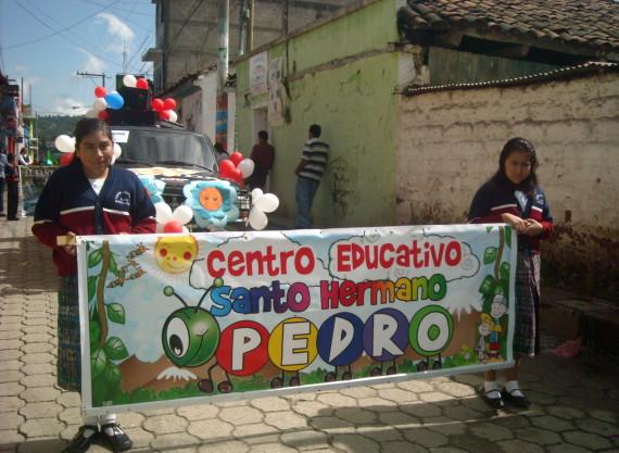 CENTRO EDUCATIVO  SANTO HERMANO PEDRO    QUICHÉ