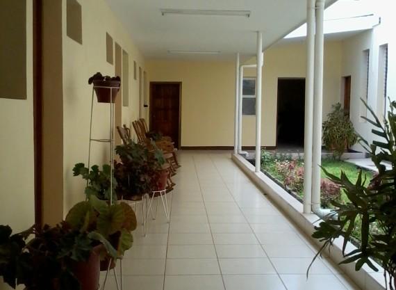 Casa mayores Nuestra Señora del Socorro, Jinotepe, Nicaragua